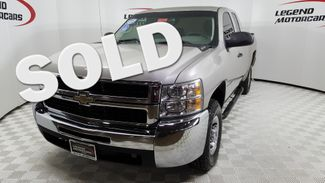 2008 Chevrolet Silverado 2500HD Work Truck in Garland