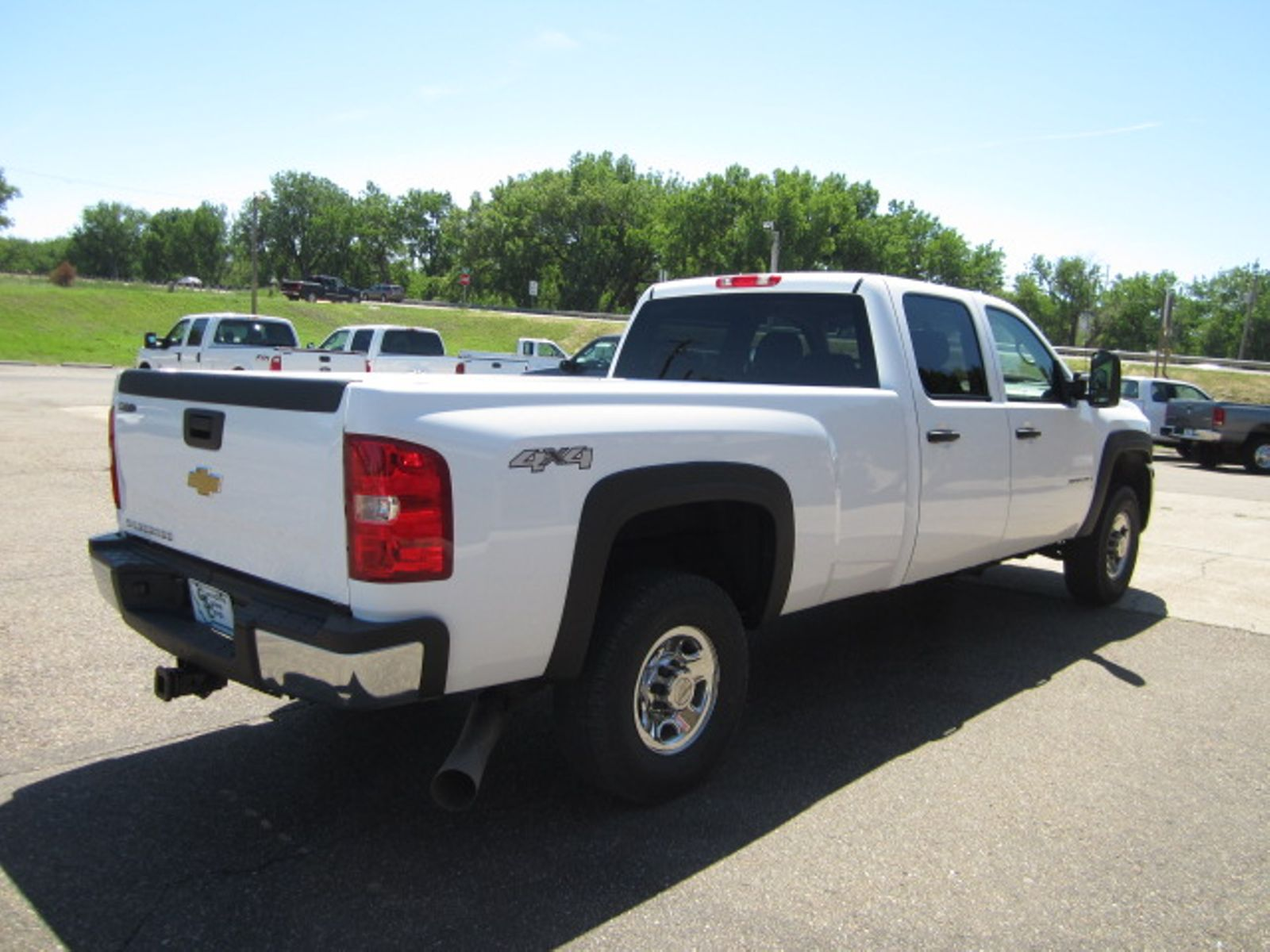 2008 Chevrolet Silverado 2500hd Work Truck Glendive Mt S Corp In