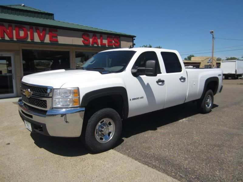 Used 2008 Chevrolet Silverado 2500hd Work Truck Main Image