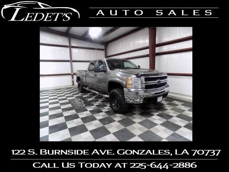 2008 Chevrolet Silverado 2500HD LT w/1LT - Ledet's Auto Sales Gonzales_state_zip in Gonzales Louisiana