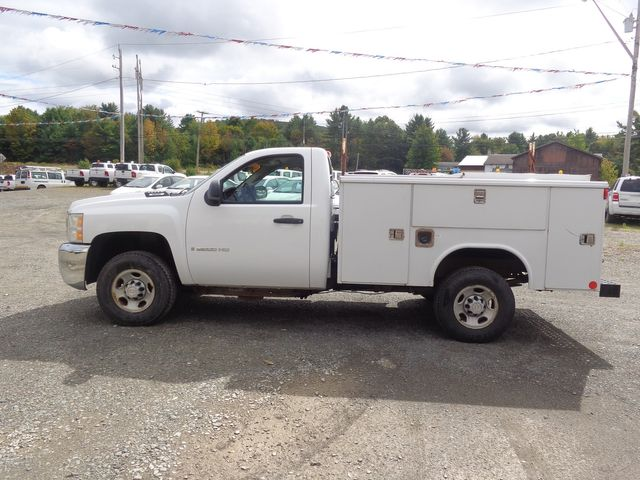 2008 Chevrolet Silverado 2500HD Work Truck Hoosick Falls, New York