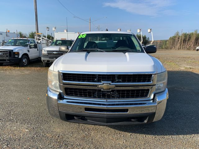 2008 Chevrolet Silverado 2500HD Work Truck Hoosick Falls, New York 1