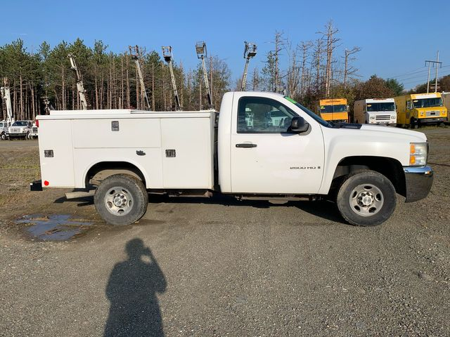 2008 Chevrolet Silverado 2500HD Work Truck Hoosick Falls, New York 2