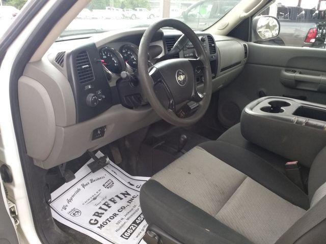 2008 Chevrolet Silverado 2500HD Crew Cab Houston, Mississippi 9