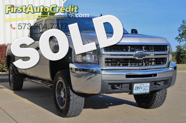 2008 Chevrolet Silverado 2500HD LT w/1LT in Jackson MO, 63755