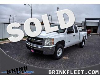 2008 Chevrolet Silverado 2500HD Work Truck | Lubbock, TX | Brink Fleet in Lubbock TX