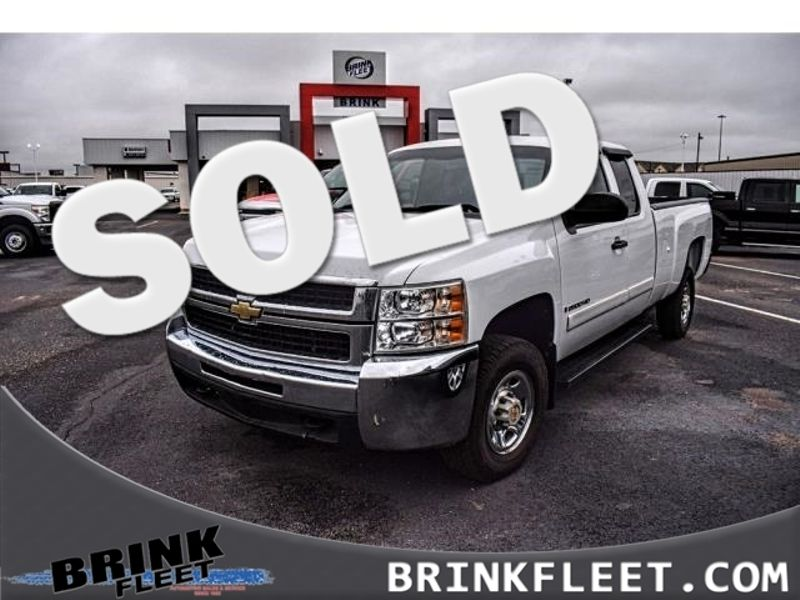2008 Chevrolet Silverado 2500HD LT w/1LT | Lubbock, TX | Brink Fleet in Lubbock TX