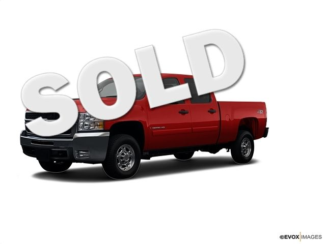 2008 Chevrolet Silverado 2500HD LT w/1LT Minden, LA