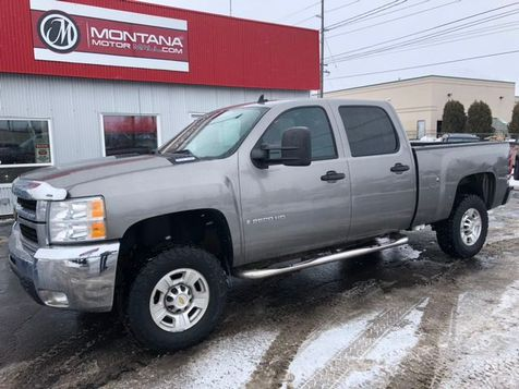 2008 Chevrolet Silverado 2500HD LT w/1LT in