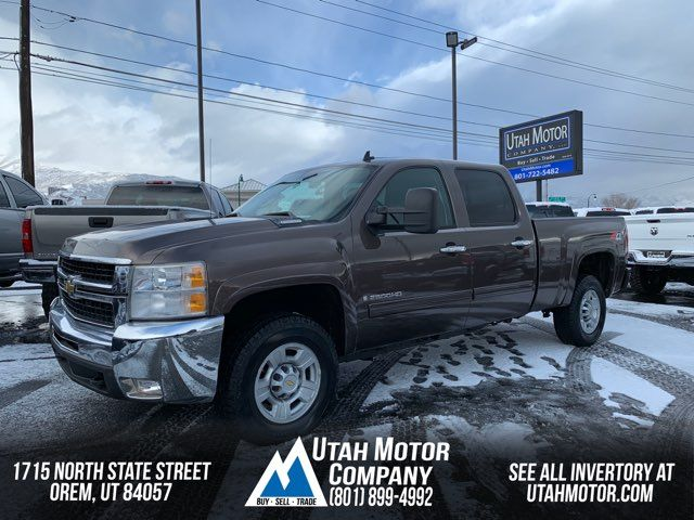 2008 Chevrolet Silverado 2500HD in Orem Utah