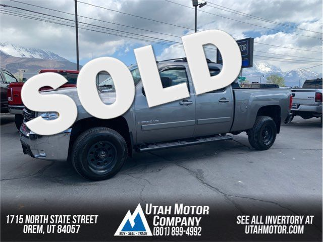 2008 Chevrolet Silverado 2500HD LTZ | Orem, Utah | Utah Motor Company in  Utah