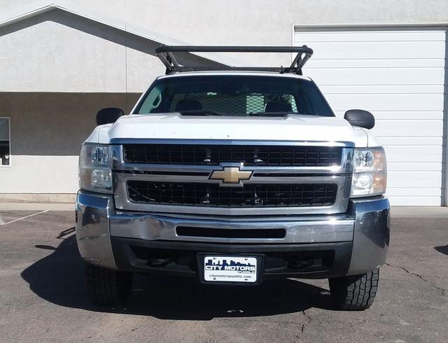 2008 Chevrolet Silverado 2500HD Work Truck Pueblo West, CO