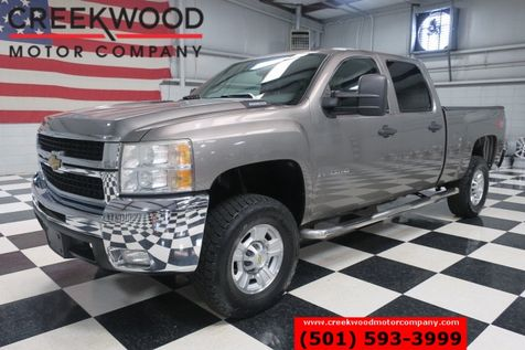 2008 Chevrolet Silverado 2500HD LT 4x4 Z71 Diesel Allison Crew Cab Cloth Low Miles in Searcy, AR