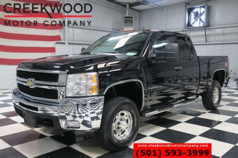 2008 Chevrolet Silverado 2500HD LT 4x4 Z71 Diesel Allison Extended Cab Black NICE in Searcy, AR