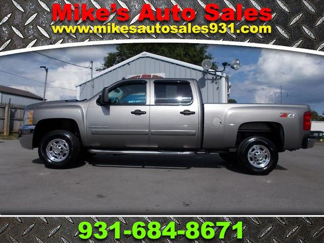 2008 Chevrolet Silverado 2500HD LT w/1LT Shelbyville, TN
