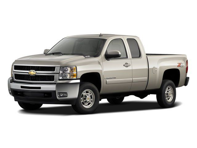 2008 Chevrolet Silverado 2500HD LT w/1LT in Tomball, TX 77375