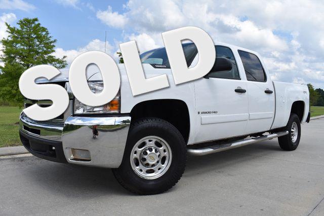 2008 Chevrolet Silverado 2500HD LT w/2LT Walker, Louisiana