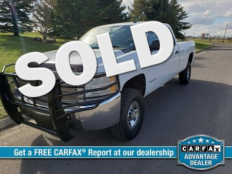 2008 Chevrolet Silverado 3500 4WD Crew Cab LT1 SRW in Great Falls, MT