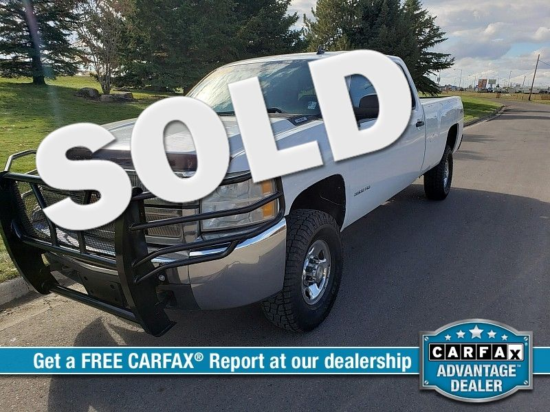 2008 Chevrolet Silverado 3500 4WD Crew Cab LT1 SRW  city MT  Bleskin Motor Company   in Great Falls, MT