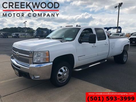 2008 Chevrolet Silverado 3500HD LTZ 4x4 Diesel Dually Leather Nav Chrome New Tires in Searcy, AR