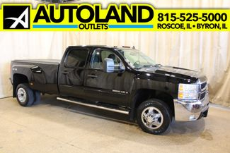 2008 Chevrolet Silverado 3500HD 4x4 diesel Dually Diesel 4x4 dually in Roscoe, IL 61073