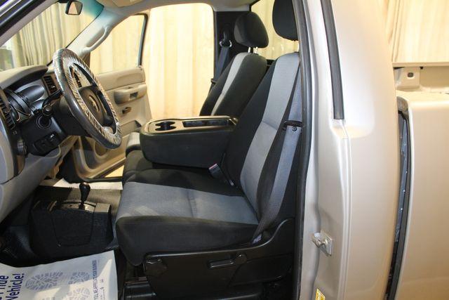 2008 Chevrolet Silverado 3500HD 4x4 Reg. Cab Long Bed Work Truck in Roscoe, IL 61073