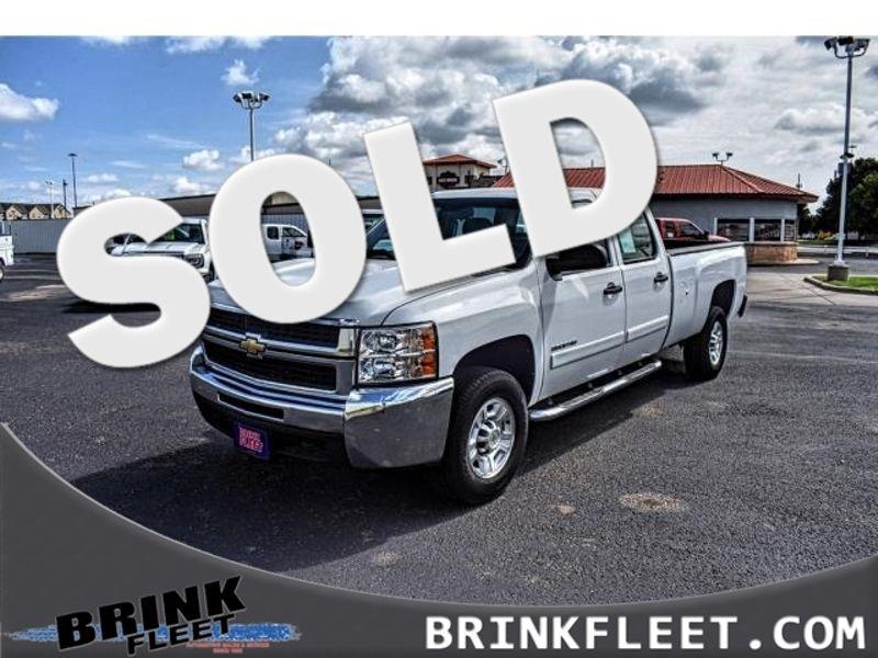 2008 Chevrolet Silverado 3500HD SRW Work Truck | Lubbock, TX | Brink Fleet in Lubbock TX