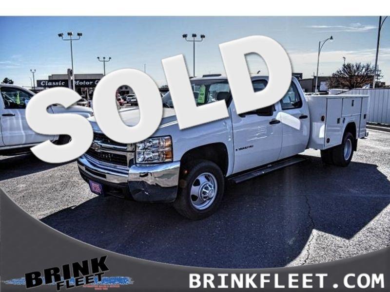 2008 Chevrolet Silverado 3500HD DRW Work Truck | Lubbock, TX | Brink Fleet in Lubbock TX