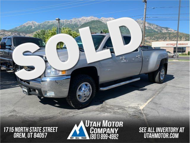 2008 Chevrolet Silverado 3500HD DRW LTZ | Orem, Utah | Utah Motor Company in  Utah