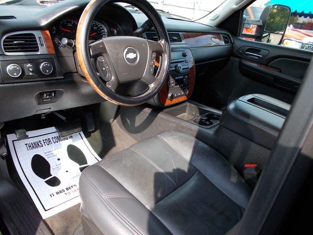 2008 Chevrolet Silverado 3500HD DRW LTZ Shelbyville, TN 22