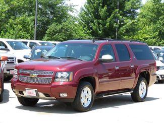 2008 Chevrolet Suburban Z71 4WD Leather/Nav/Sunroof/Bose in  Iowa