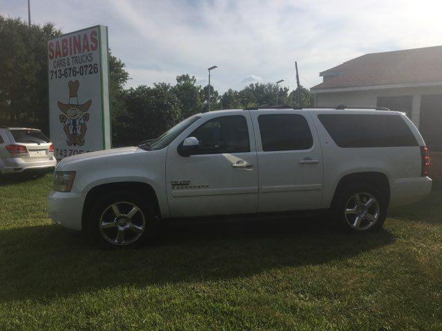 2008 Chevrolet Suburban LT w/3LT Houston, TX 0