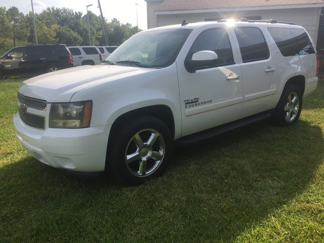 2008 Chevrolet Suburban LT w/3LT Houston, TX 1