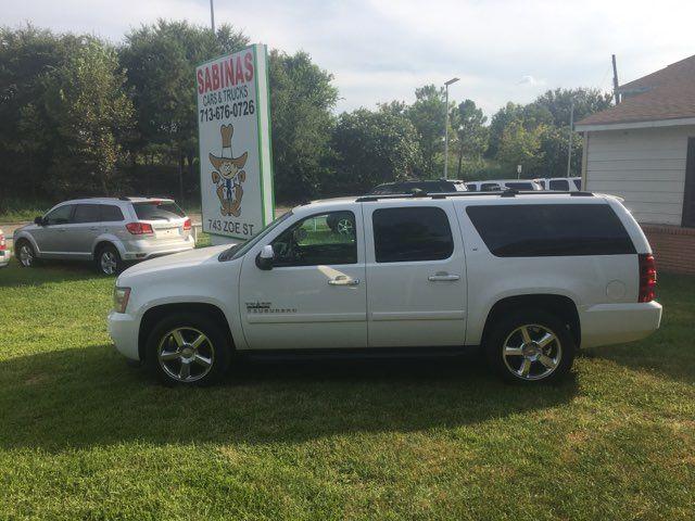 2008 Chevrolet Suburban LT w/3LT Houston, TX 12