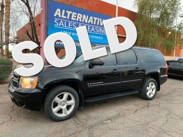 2008 Chevrolet Suburban LT w/3LT 4x4 3 MONTH/3,000 MILE NATIONAL POWERTRAIN WARRANTY Mesa, Arizona