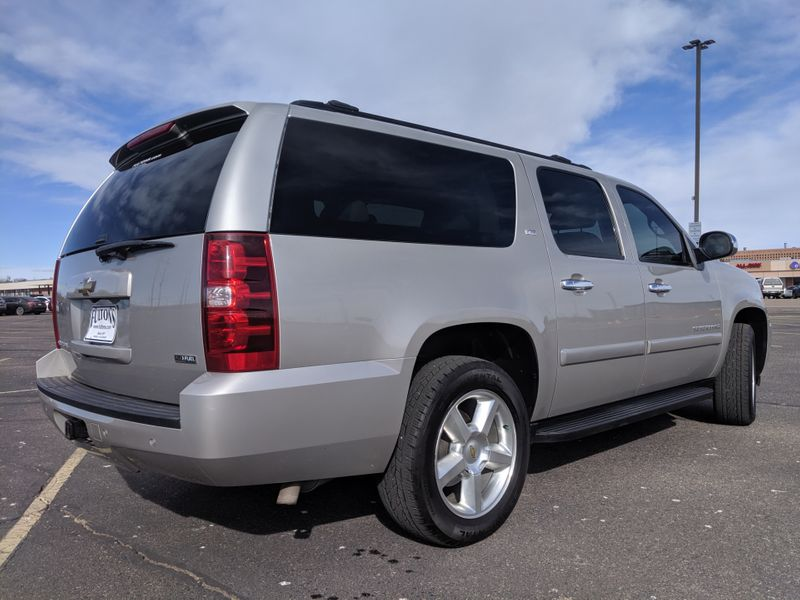 2008 Chevrolet Suburban LTZ 4WD w Navigation  Fultons Used Cars Inc  in , Colorado