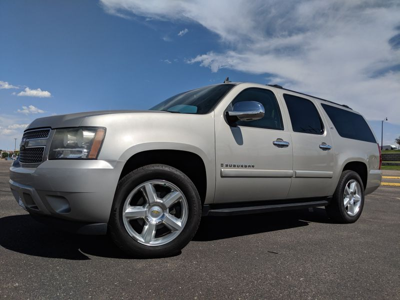 2008 Chevrolet Suburban LTZ 4X4  Fultons Used Cars Inc  in , Colorado