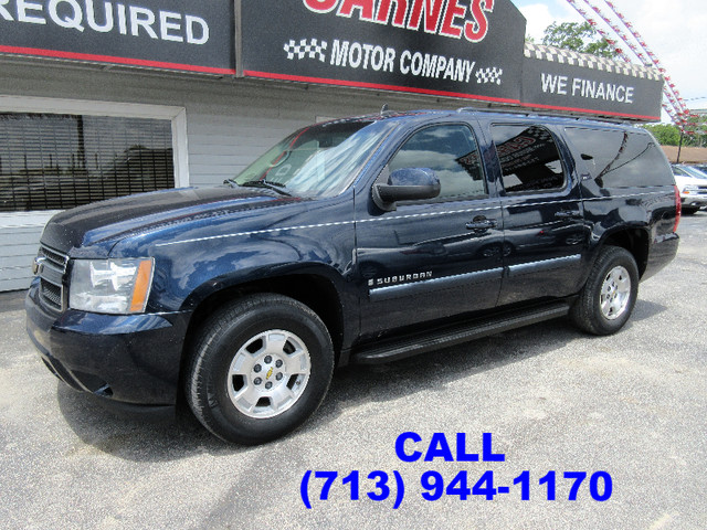 2008 Chevrolet Suburban, PRICE SHOWN IS THE DOWN PAYMENT south houston, TX 1