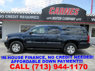 2008 Chevrolet Suburban, PRICE SHOWN IS THE DOWN PAYMENT south houston, TX