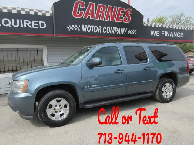 2008 Chevrolet Suburban LT w/2LT south houston, TX