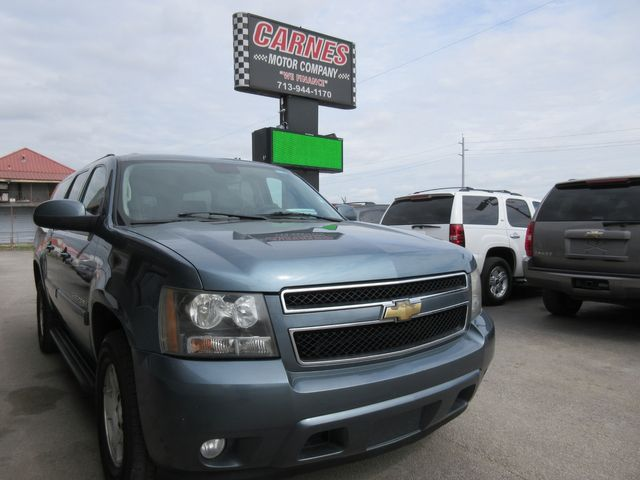2008 Chevrolet Suburban LT w/2LT south houston, TX 3