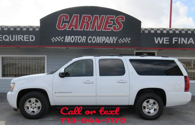 2008 Chevrolet Suburban LT w/3LT south houston, TX