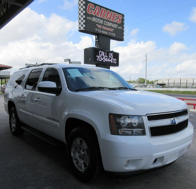 2008 Chevrolet Suburban LT w/3LT south houston, TX 5