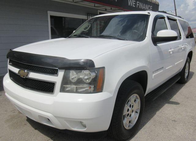 2008 Chevrolet Suburban LT w/2LT south houston, TX 2