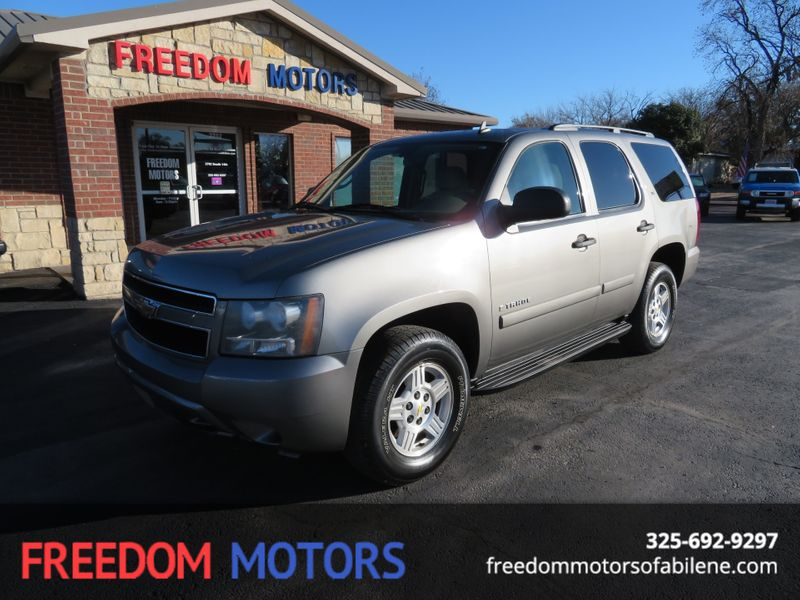 2008 Chevrolet Tahoe LS | Abilene, Texas | Freedom Motors  in Abilene Texas