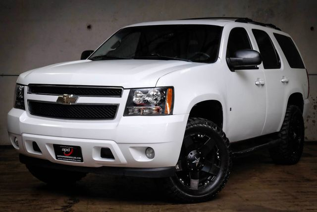2008 Chevrolet Tahoe Lifted w/ XD Wheels in Addison, TX 75001