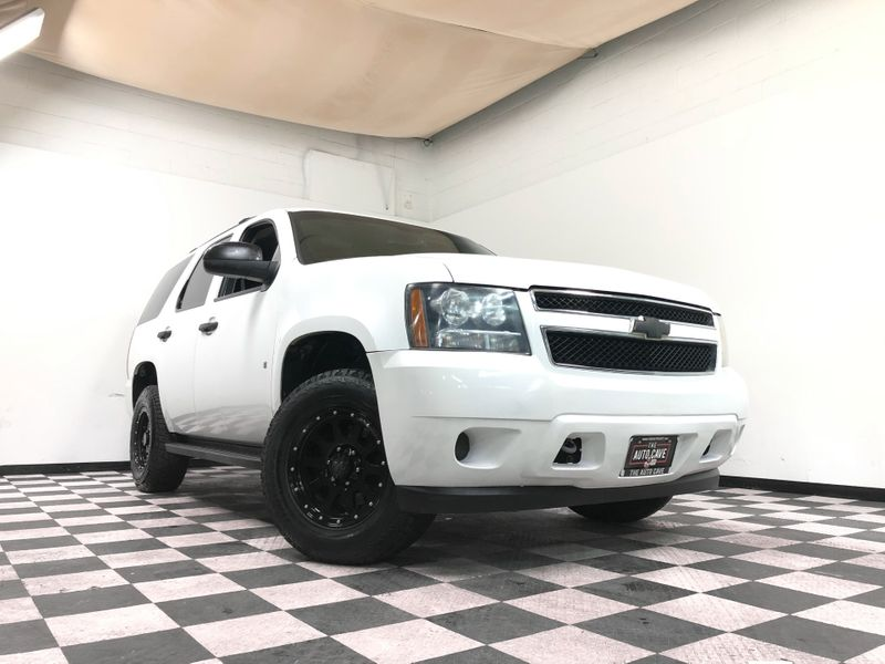 2008 Chevrolet Tahoe *SPORT UTILITY 4-DR*LT1 4WD*5.3L V8* | The Auto Cave in Dallas