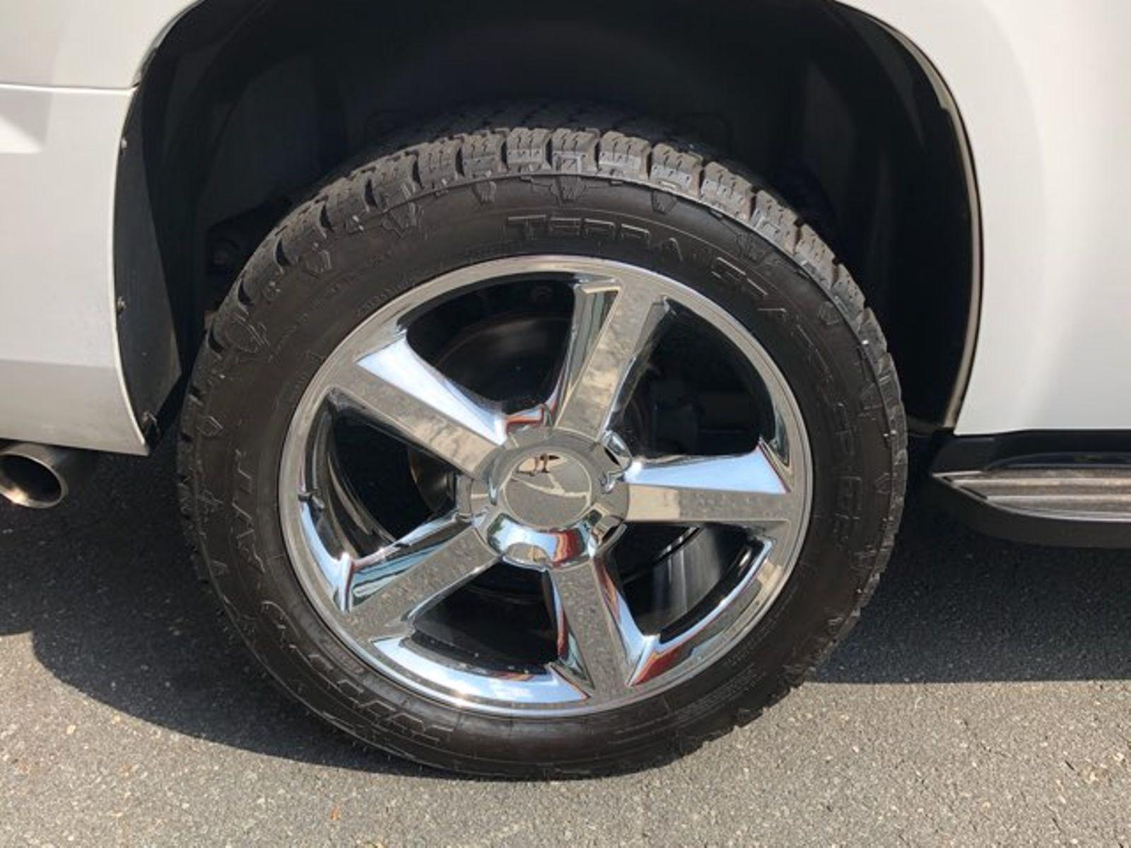 2008 Chevrolet Tahoe LTZ city NC Little Rock Auto Sales Inc