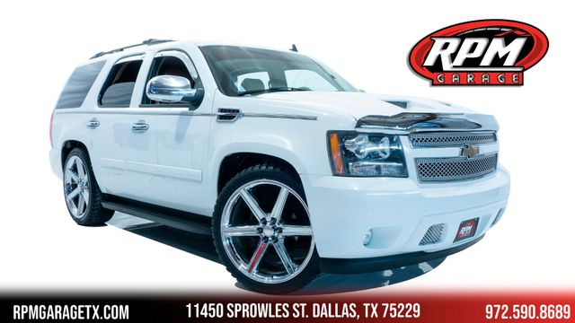2008 Chevrolet Tahoe LT Lowered with Many Upgrades