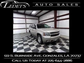 2008 Chevrolet Tahoe LS - Ledet's Auto Sales Gonzales_state_zip in Gonzales